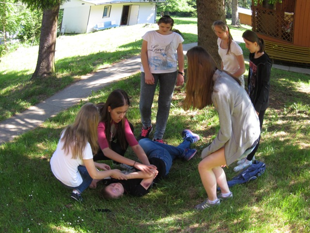 Zespół Szkół w Chorzelowie Koło Ekologiczne