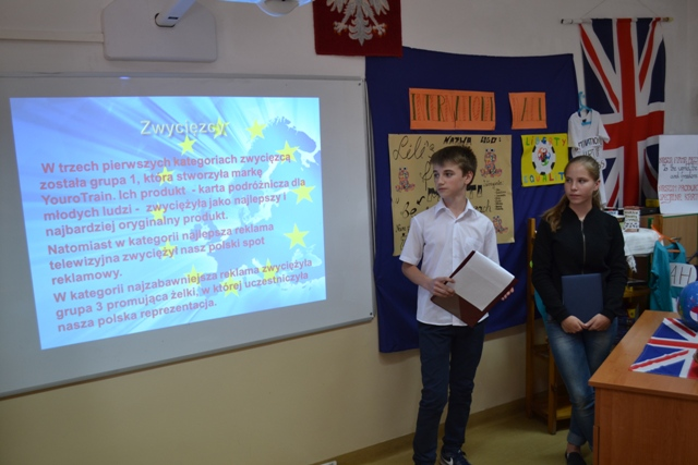 """Zespół Szkół w Chorzelowie E-TWINNING: projekt """"Eu(You)rokeing"""""""
