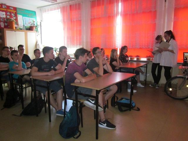 """Zespół Szkół w Chorzelowie Projekt  edukacyjny """"Niesamowity Leonardo da Vinci"""""""