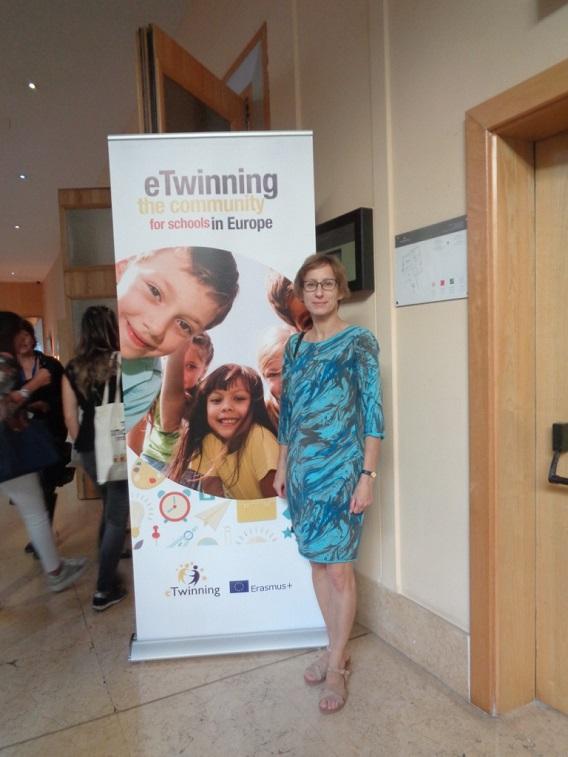 Zespół Szkół w Chorzelowie e-Twinning