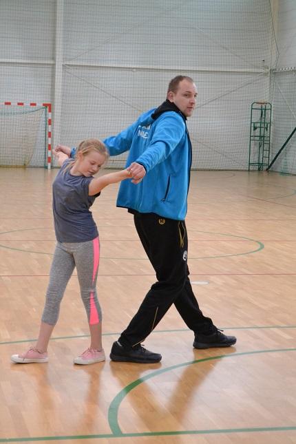 Zespół Szkół w Chorzelowie Spotkanie ze szczypiornistami klubu Stal Mielec