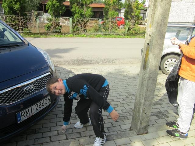 """Zespół Szkół w Chorzelowie """"Sprzątanie świata – Polska"""""""